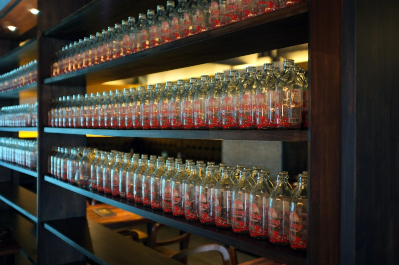 PanAsia bottles decor
