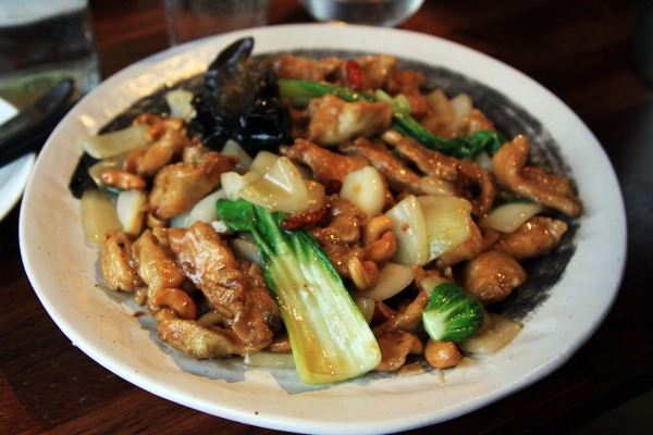 PanAsia Chicken Cashews