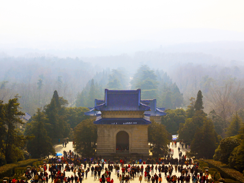 Mausoleo-Nanjing-China(Ivan)