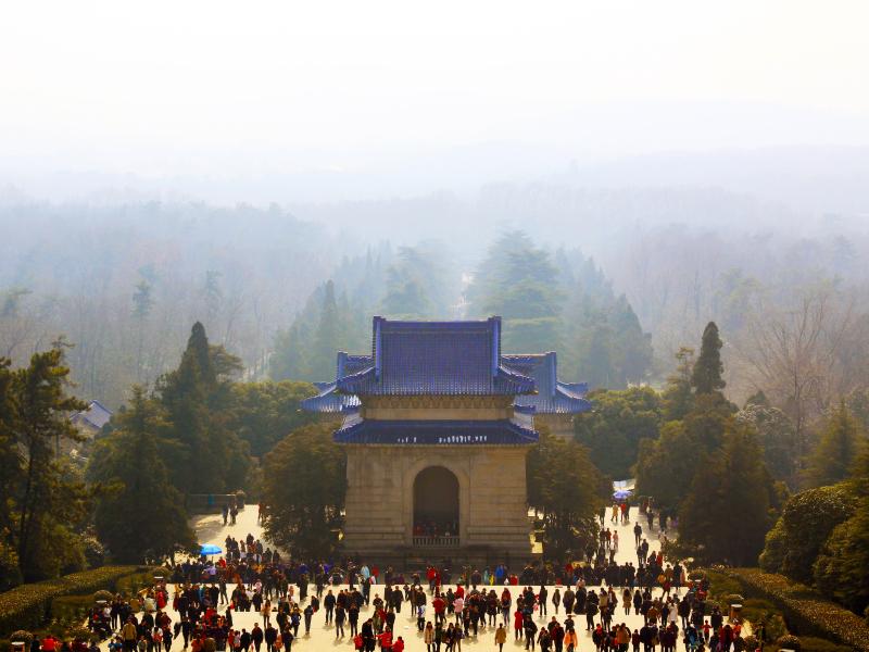 Mausoleo-Nanjing-China(Ivan)